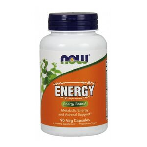 Now Foods Energy - Dodaje Energii, 90 kaps.