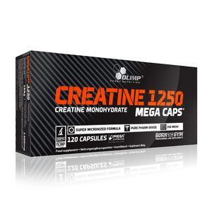 Creatine Mega Caps 1250mg Olimp (bistry) 30 kaps. *Hit*
