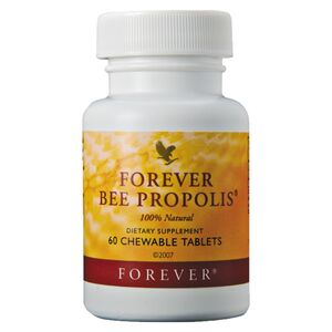 Forever Bee Propolis - Suplement diety z kitem pszczelim - 60 tabl.