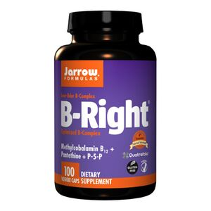 Jarrow Formulas B-Right - B-Complex - 100 kaps.