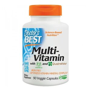 Doctor's Best Multi-Vitamin - Multiwitamina 90 kaps.