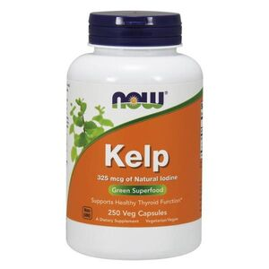 Now Foods Kelp 325 mcg 250 kaps.