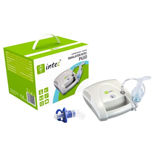 Inhalator tłokowy Intec Pileo CN-02WD2