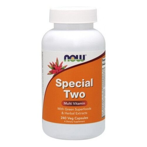 Now Foods Special Two multiwitamina, 240 kaps.